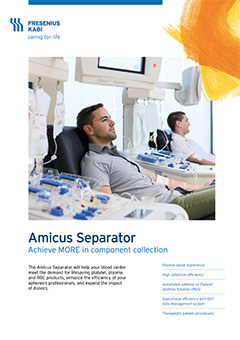 Amicus Platelet Collection