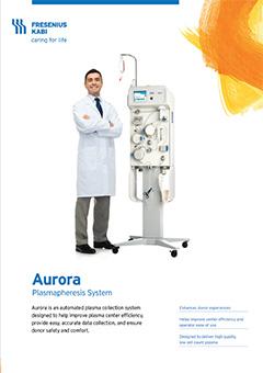 Aurora Automated Plasmapheresis